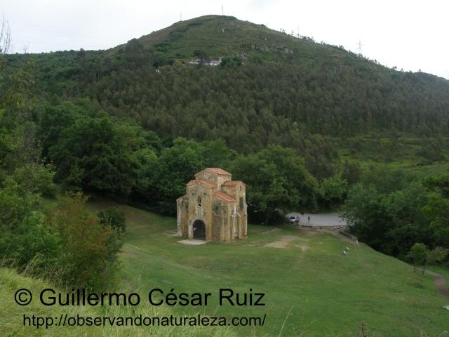 Ocalitos en San Miguel de Liño o Lillo