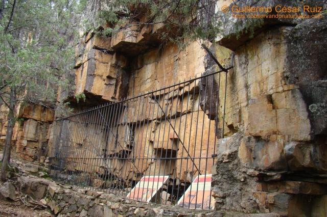 Canchal de las Cabras Pintadas, Las Batuecas