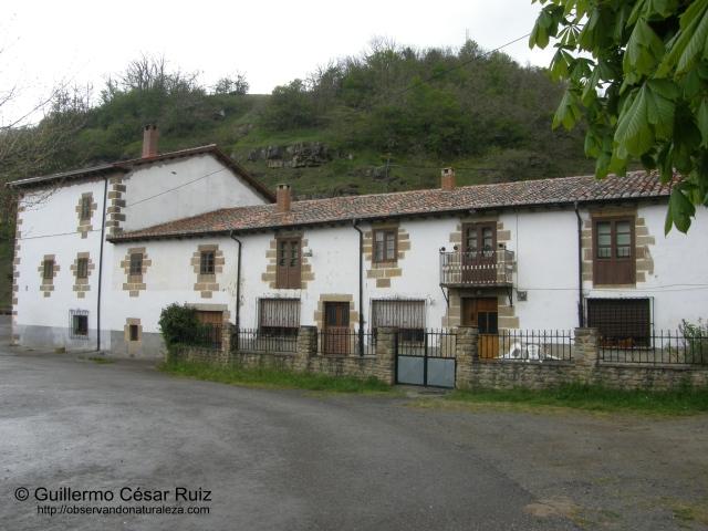 Arquitectura rural de Bárcena de Ebro
