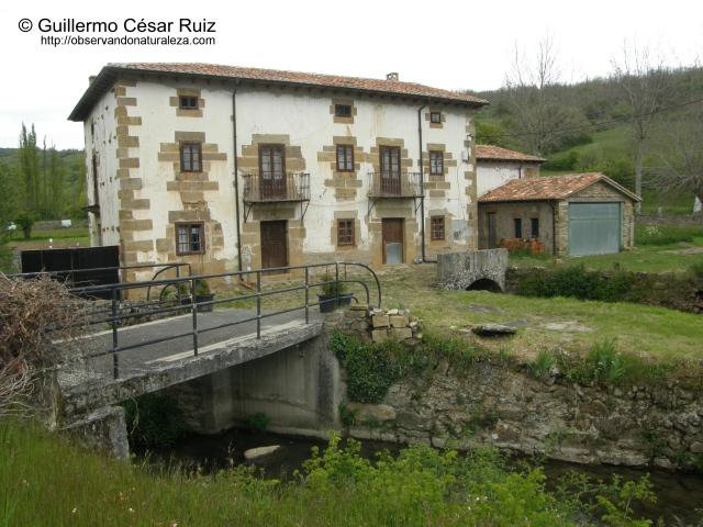 Arquitectura tradicional en Barcema de Ebro