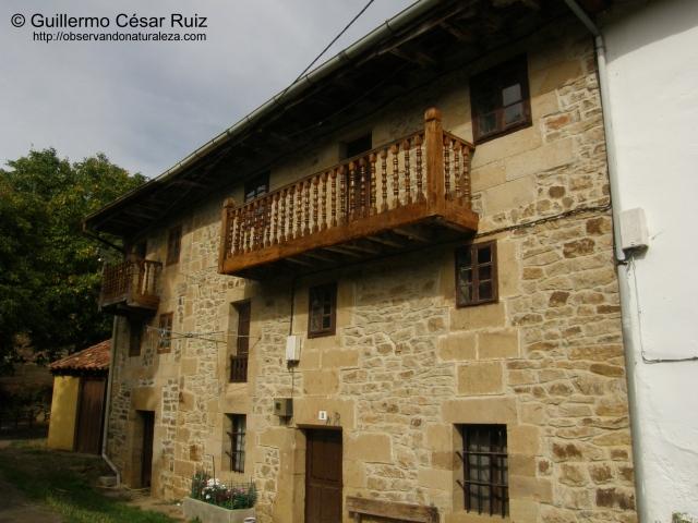 Arquitectura tradicional en Reocín de los Molinos