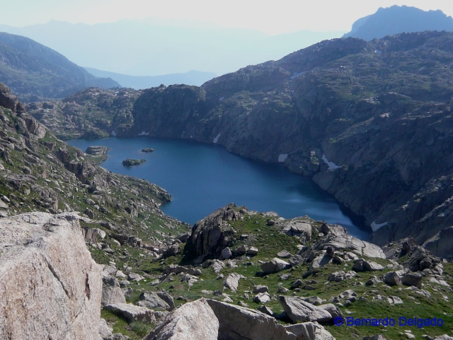 Estany del Cap de Port.