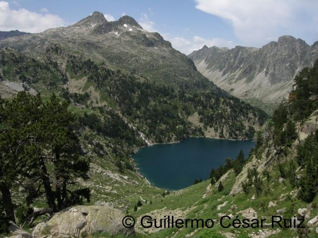 Retorno a la Crestada desde La Restanca