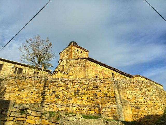 Iglesia de Sta. Eulalia, Celada de Roblecedo