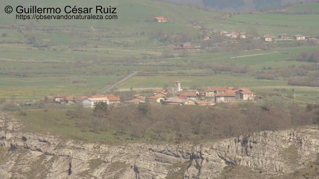 Unzá desde Monte Santiago