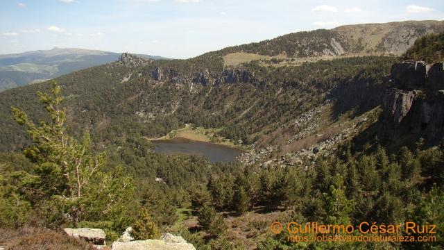 Laguna de la Cascada, Neila (Burgos)