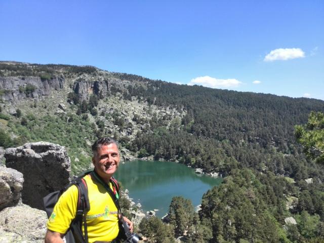 EcotourPalencia en la Laguna Negra, Soria