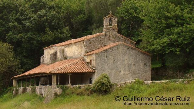 Ermita de Santu Medé, Pimiangu, Ribedeva