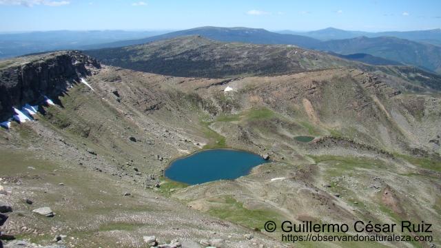 Laguna de Urbión desde Pico Urbión