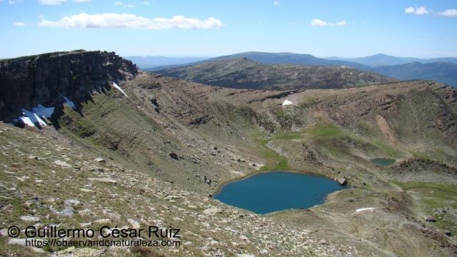 Laguna de Urbión, Pico las tres Provincias, Pico Muñalba