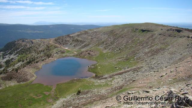 Laguna Helada y Mojón Alto