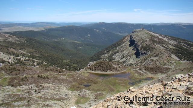 Laguna Larga y Risco Zurraquín