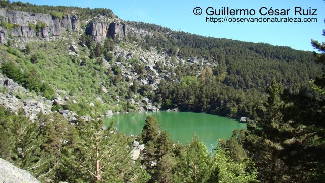 Laguna Negra, ascensión a Majada Rubia