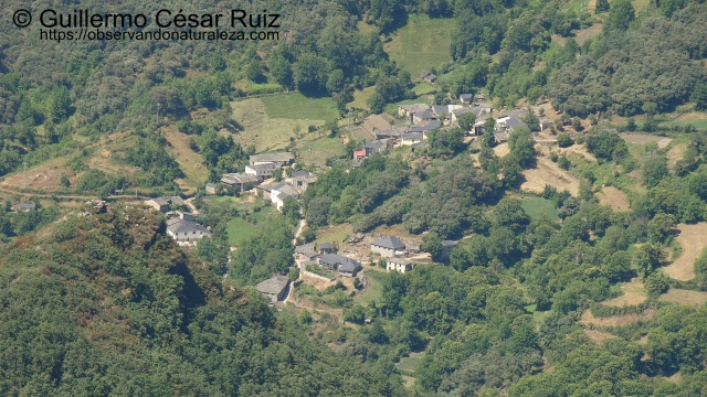 Moreda do Courel, Serra do Courel