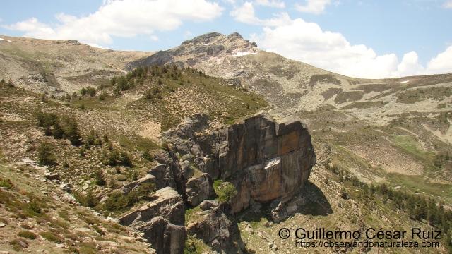 Pico Urbión desde Llanos de la Sierra
