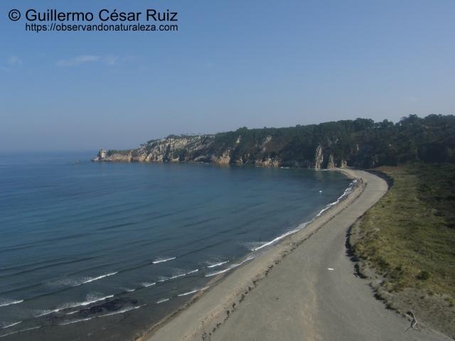 Playa de Barayo o La Veiga, Sabugo-Vigo (Valdés-Navia) Asturias