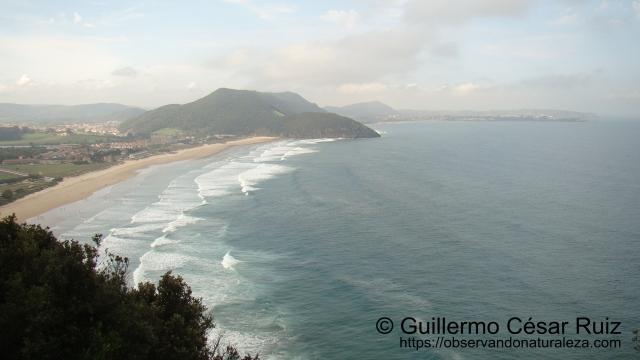 Berria, Playa de Berria, Argoños, Montes de Mijedo, Noja, Playa de Noja, Cabos de Quejo y Ajo