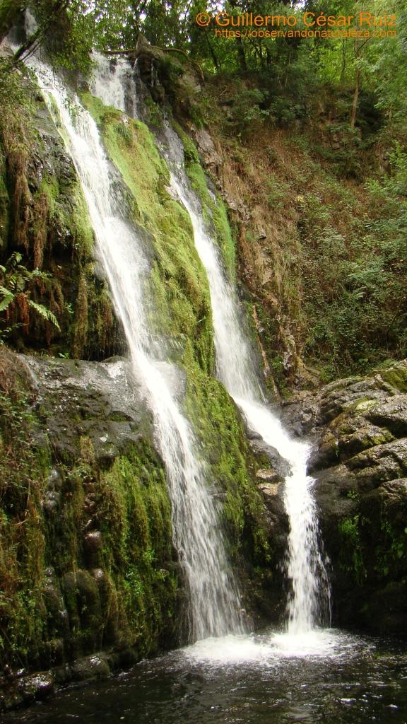 Cascadas de Oneta, Ulloa