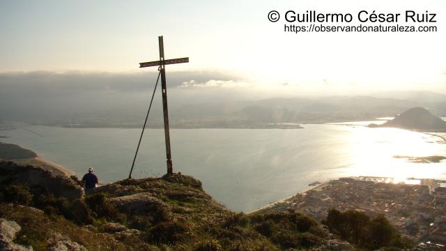 Cumbre del Buciero. Vistas a Laredo y Santoña