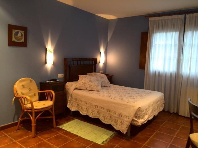 Habitación Hotel Rural Casa Suquín, Somorto, Navia
