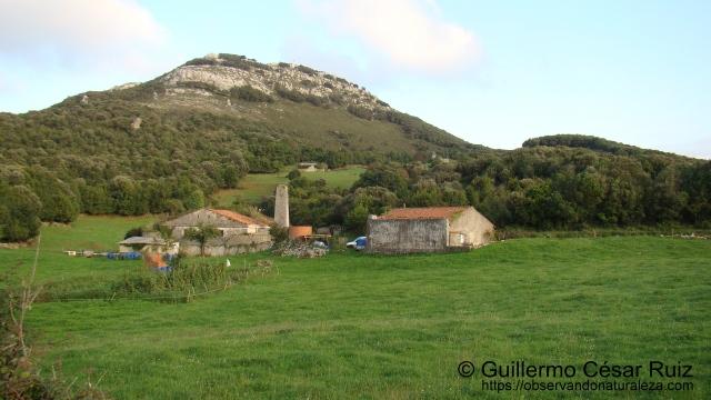 Polvorin El Helechal y Monte Buciero, Santoña