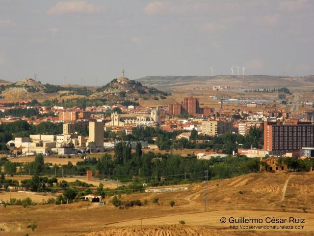 Casa Pequeña. El Mirador de Palencia