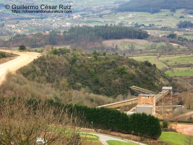 Instalacioens Arcelor Mittal España, S.A. en Llugarín